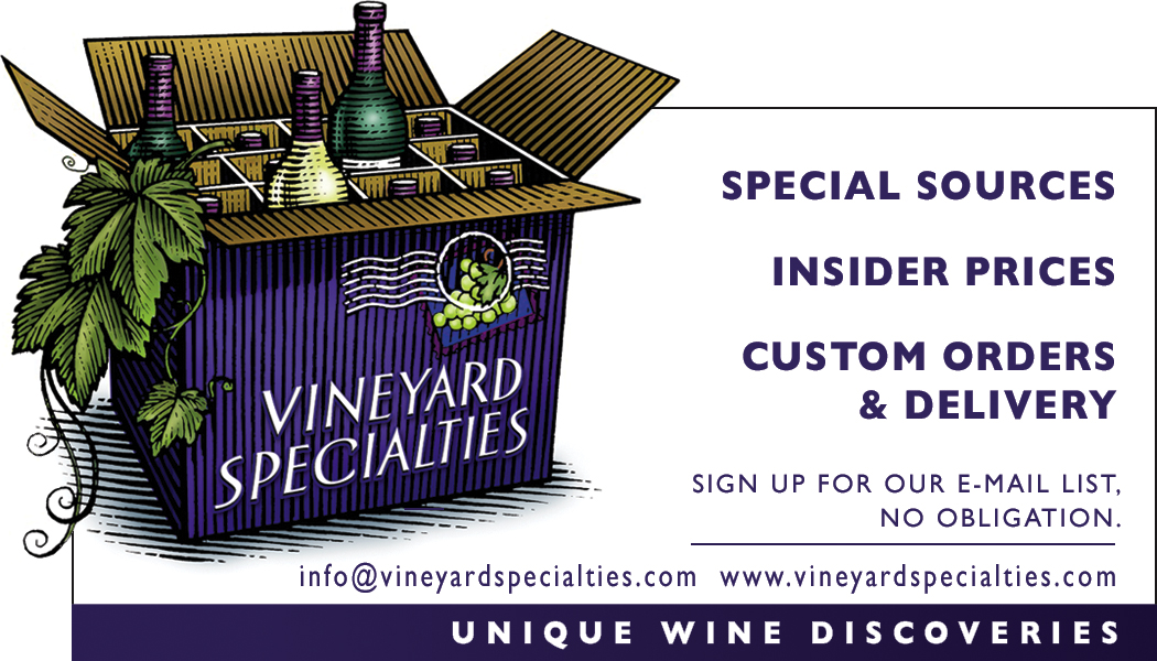 Vineyard Specialties